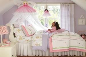 Создаем уют в детской комнате