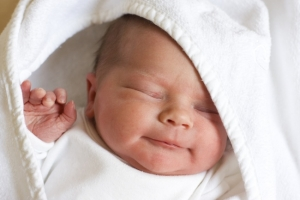 Ребенок в первую неделю жизни: страшно или радостно?