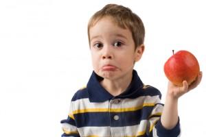 Рацион питания ребенка в 7 лет