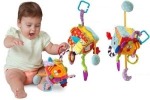 Игрушки - залог хорошего развития ребенка