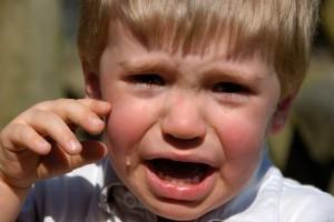 Как бороться с детскими капризами