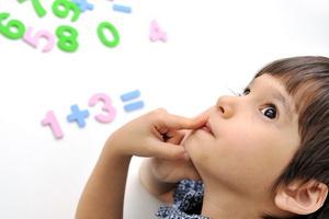 Научить малыша считать до десяти
