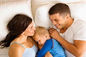 Как уделить внимание ребенку и мужу?