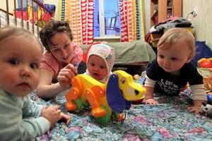 Детский сад или мама? За и против