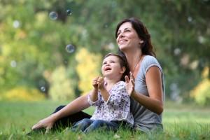 Как маме подружиться с ребенком