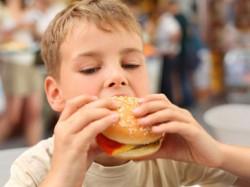 Что приводит к ожирению детей