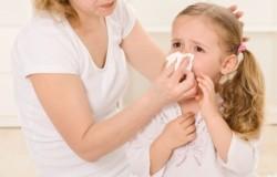 Как избавиться от насморка ребенку