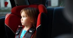 В путешествие с маленьким ребенком