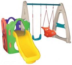 Выбор игрового комплекса для вашего ребенка