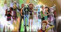 Monster High - Монстры в Школе