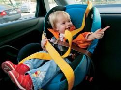Детские автокресла – залог безопасности Вашего ребёнка