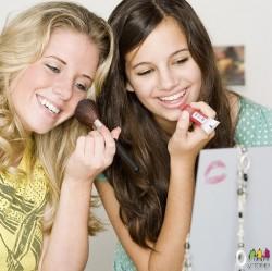 Как быть красивой в подростковом возрасте