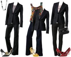 Классический мужской костюм – что может быть презентабельней