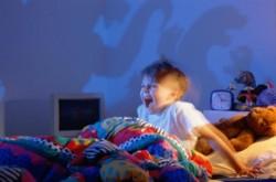 Кошмарные сны у детей, методы устранения