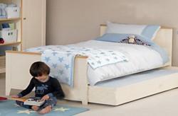 Оптимальный выбор детской кроватки