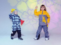 Компания REIMA (Рейма) из Финляндии - лидер по производству детской одежды