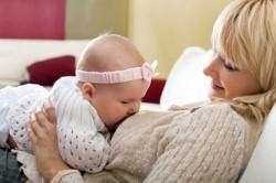 Как отлучить малыша от груди