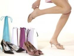 Подбираем обувь для беременных