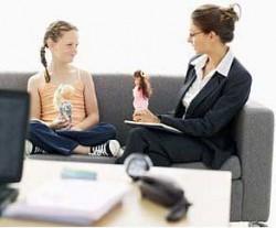 О консультации с детским психологом