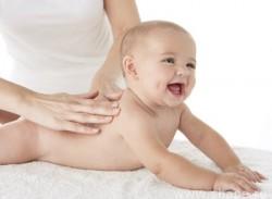 Особенности массажа в раннем возрасте