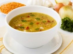 Сырный суп: быстро, необычно и всем нравится