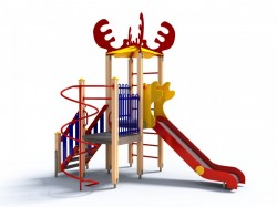 Игровые городки для детей