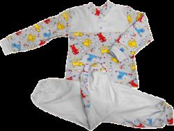 Качество детских пижам