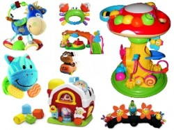 Новый взгляд на игрушки
