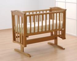 Детские кроватки: популярные виды