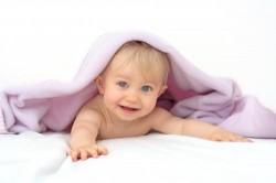 Выбор косметики для малышей