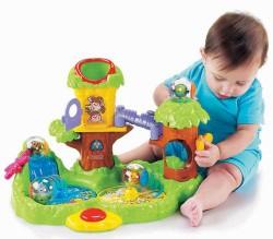 Развивающие игрушки для ребёнка