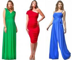Модная и стильная одежда для будущих мам