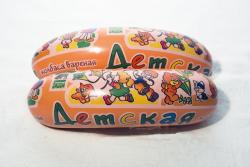 Детская колбаса – рекламный ход производителей или же полезный продукт для детей?