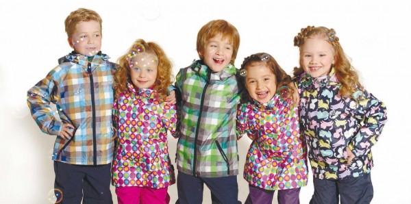 мембранная одежда для малышей