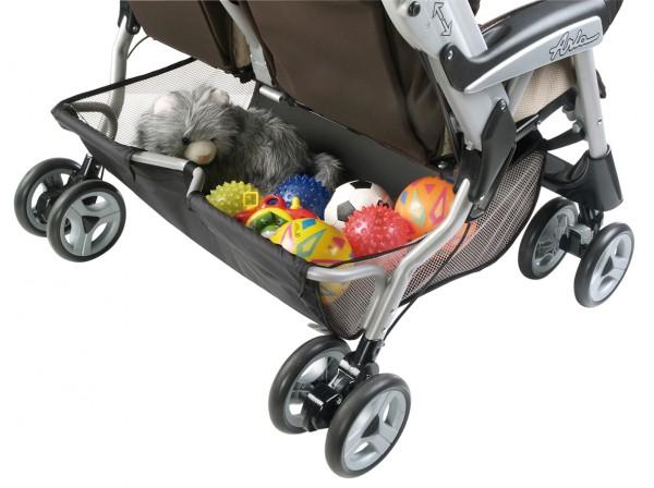 выбор детской прогулочной коляски