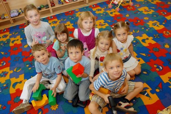 Малыш идет в детский сад: несколько шагов по упрощению привыкания