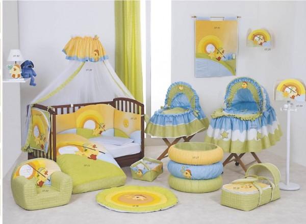 Все, что нужно младенцу для сна: кроватка и ее сопутствующие товары
