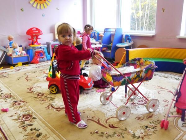 Весенние перепады температур: как одеть ребенка в детский сад
