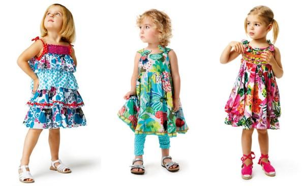 Яркая одежда для маленьких детей: пусть мир станет веселее