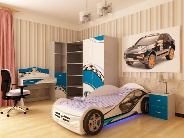 Детская комната: интерьер и обстановка, а также отношение родителей