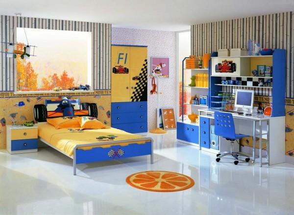 Покупка необходимых вещей для обустройства спального места ребенка