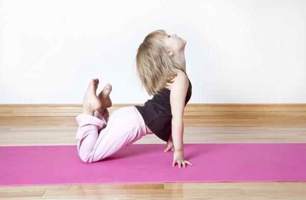 Йога для детей: важные условия и полезные предостережения