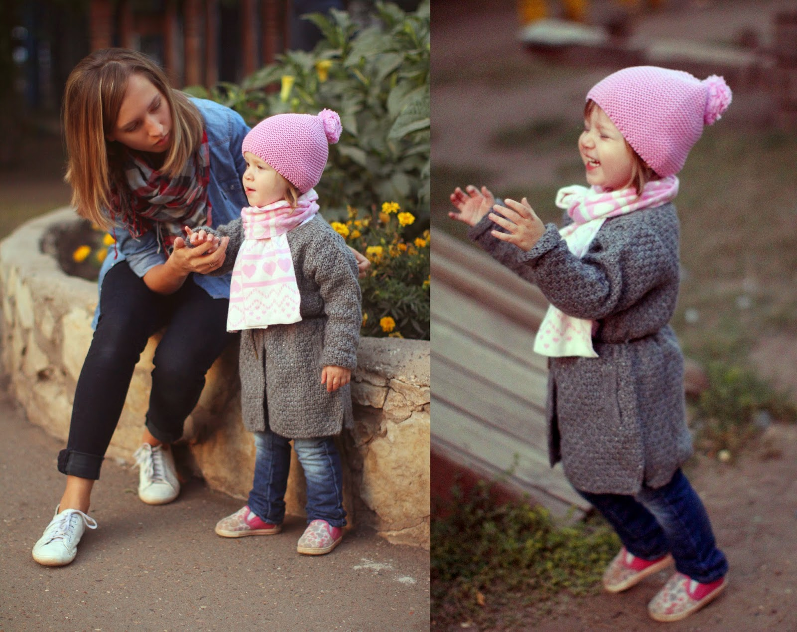 Детки модных блоггеров и просто модные детки /