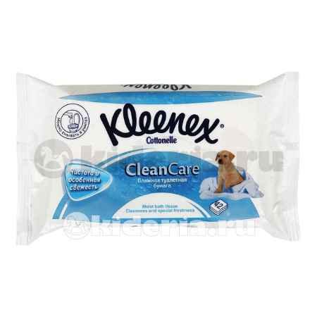 Купить Kleenex Влажная туалетная бумага, сменный блок