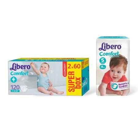 Купить Libero Набор Libero № 3 подгузники