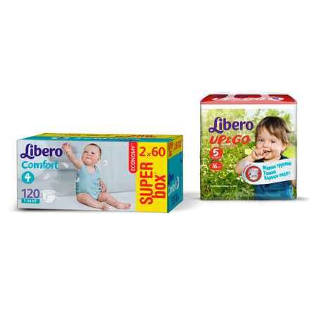 Купить Libero Набор Libero № 5 попробуй трусики