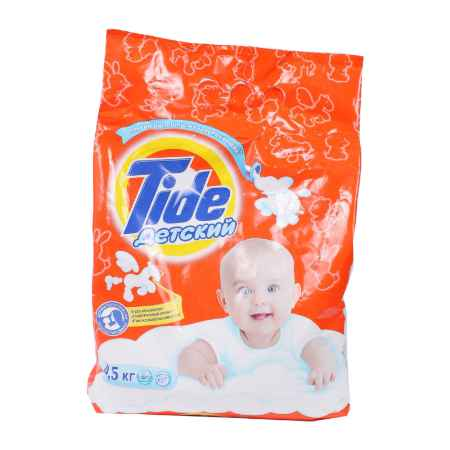 Купить Тайд Стиральный порошок Tide Тайд автомат.  Для чувствительной и детской кожи 4500 гр.
