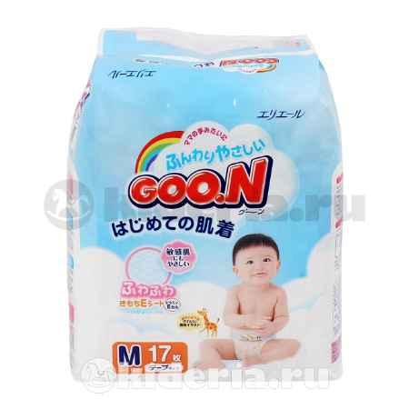 Купить Goon Подгузники M (6-11 кг)
