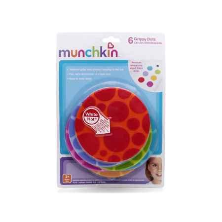 Купить Munchkin Принадлежности для купания Munchkin коврик 6 шт. с 0 мес.