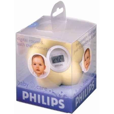 Купить Philips Avent Термометр Avent Philips Цифровой для воды и комнаты.